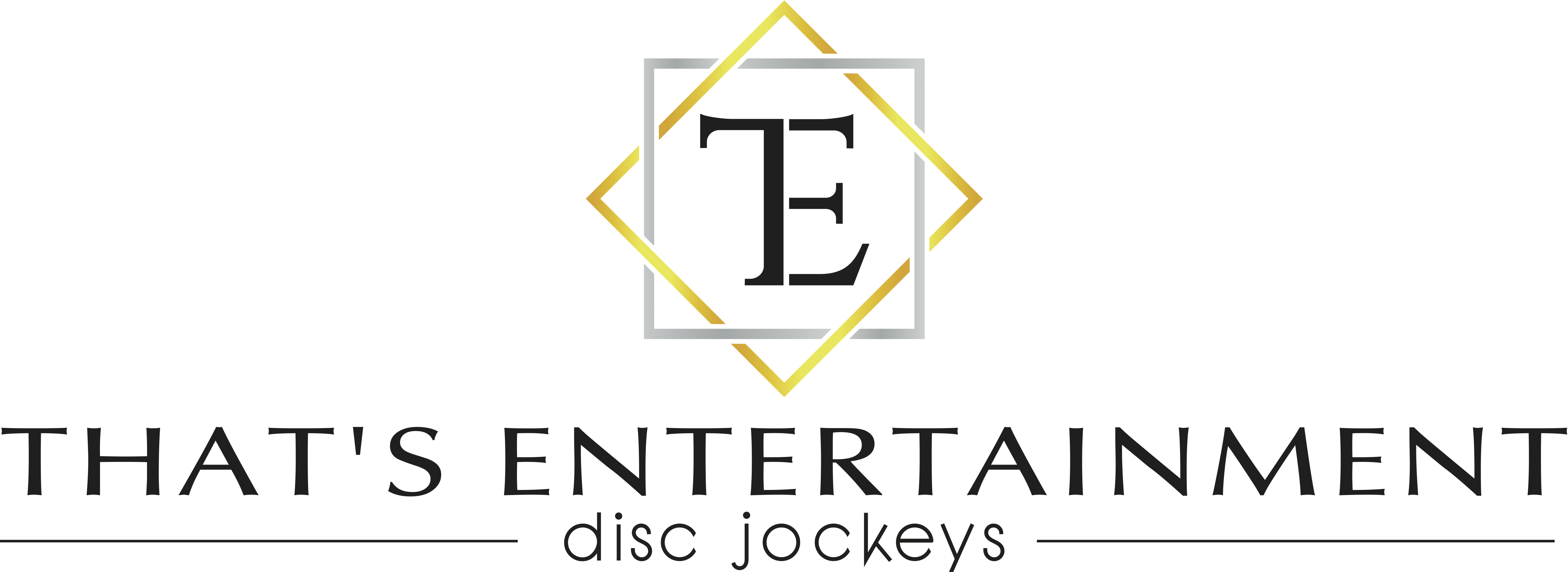 That's Entertainment Disc Jockeys Logo